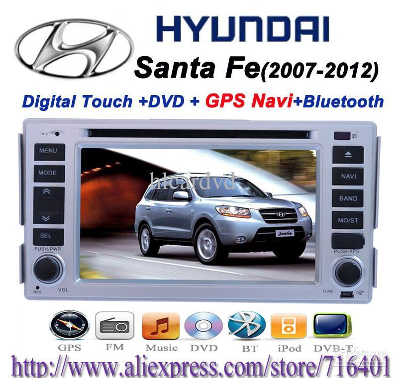 Hyundai Santa Fe Car
