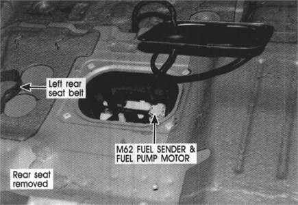 Hyundai Santa Fe Fuel Pump Location