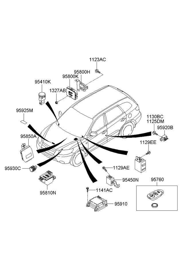 Ford Fusion Transmission Control Module Location