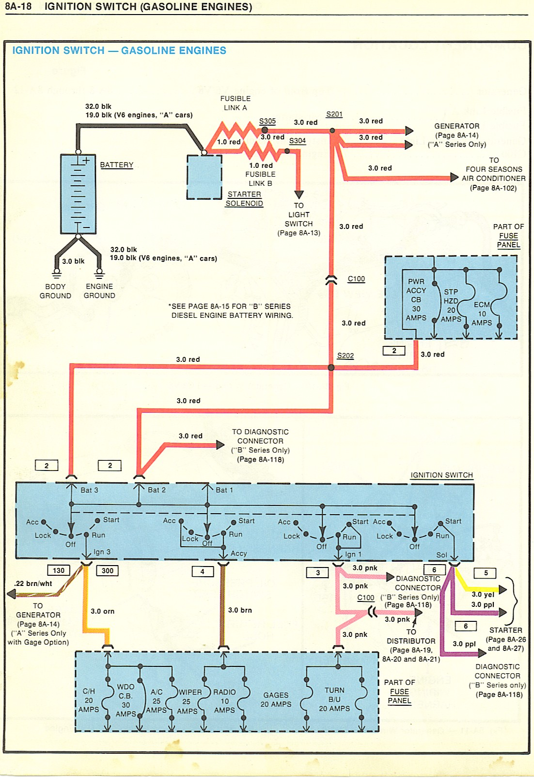 wiring diagram for boat ignition switch wiring wiring diagrams