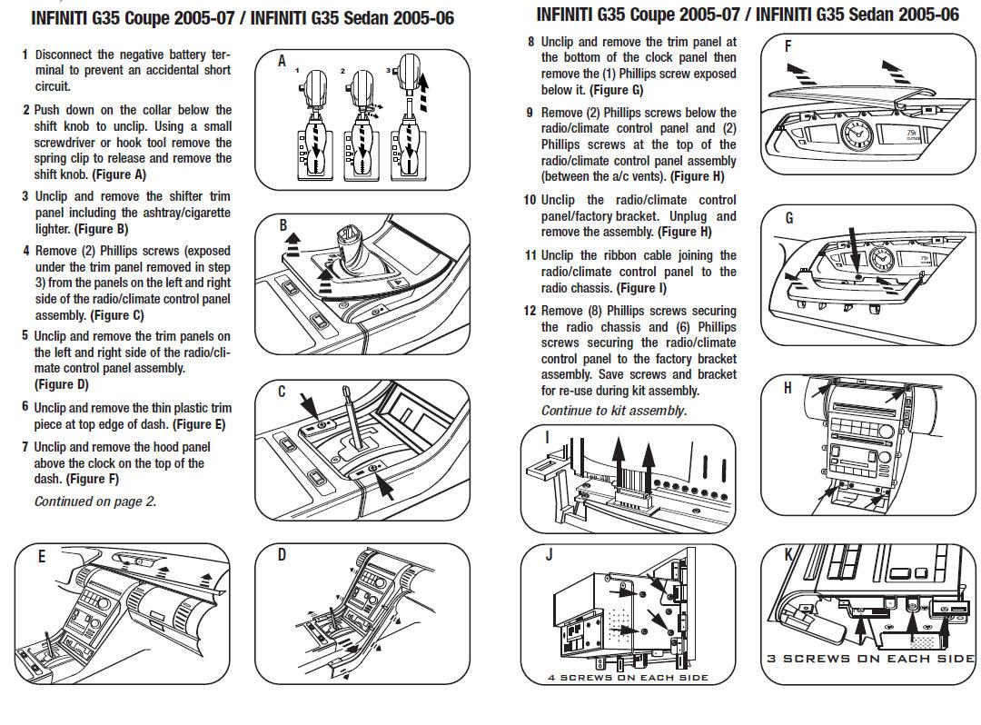 Infiniti G35 2003 Radio Wiring Diagram image details – Infiniti G35 Audio Wiring Diagram