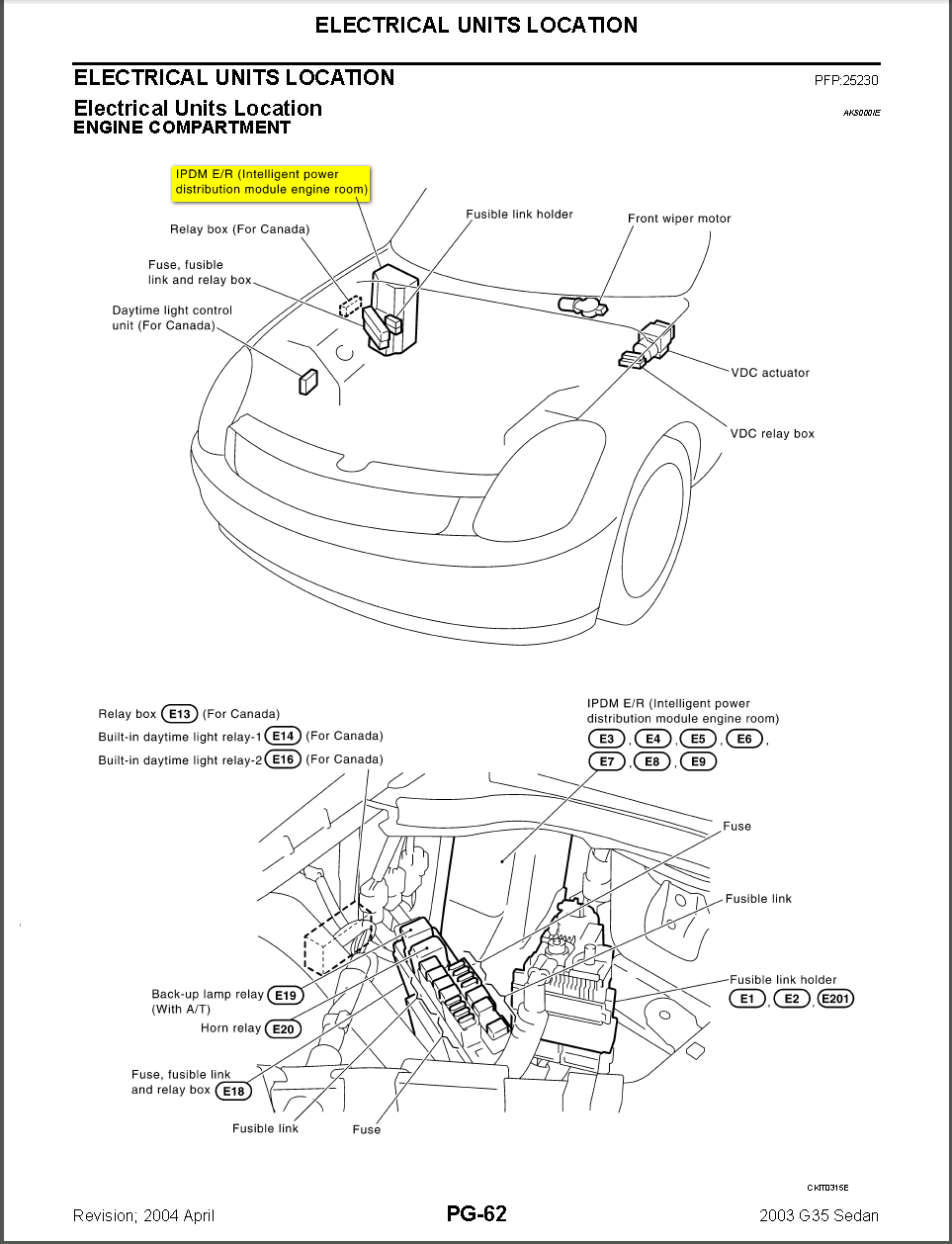 Infiniti G35 Engine Diagram Details Reinvent Your Wiring 1999 Dodge Intrepid Sedan Transmission Fuse Box Image Rh Motogurumag Com Parts