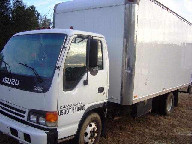 Isuzu Commercial Trucks