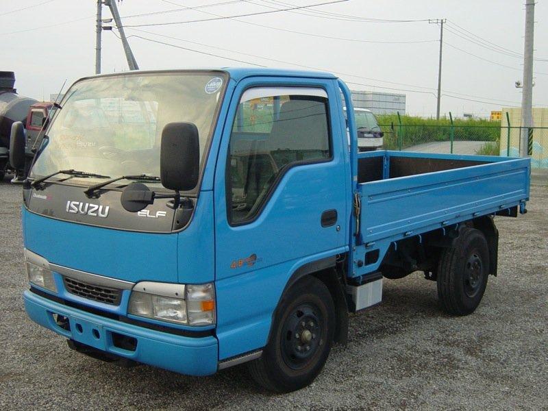 Isuzu Elf Truck Philippines Image Details