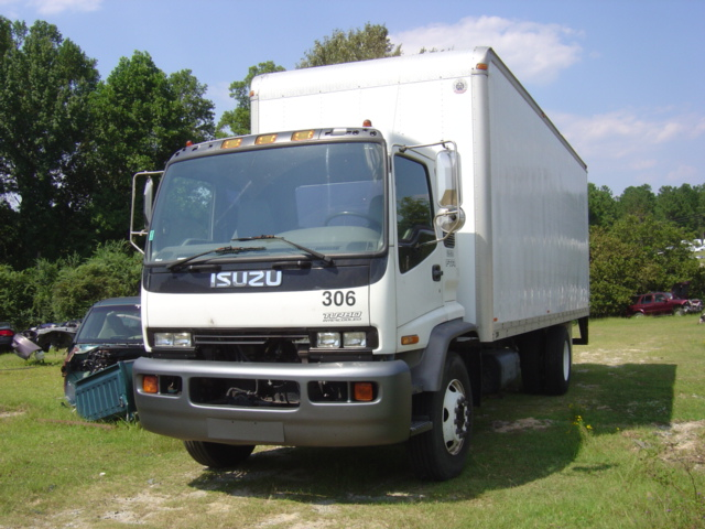 Isuzu NPR Truck Parts