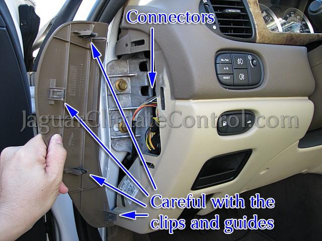 Jaguar S Type Heater Control Valve Location