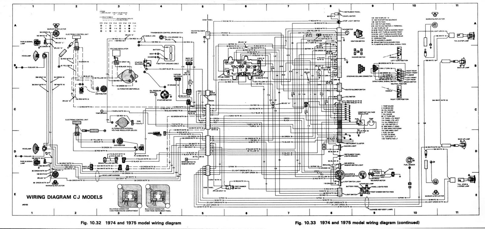 1958 jeep cj5 wiring schematic just another wiring diagram blog • 1965 jeep cj5 wiring diagram wiring library rh 31 bobstars de 1972 jeep cj5 wiring diagram 1972 jeep cj5 wiring diagram