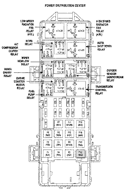 2013 jeep grand cherokee fuse box diagram   41 wiring