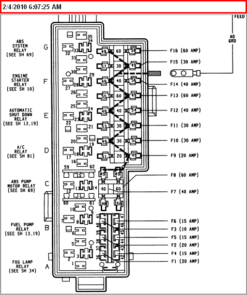 jeep grand cherokee fuse box diagram uDjojJA jeep grand cherokee fuse box diagram image details 1994 jeep fuse box diagram at mifinder.co