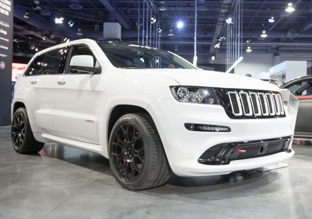 Jeep Grand Cherokee Srt8 Wheels Image Details
