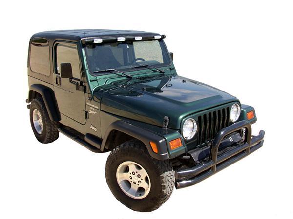 Jeep Wrangler TJ Light Bar