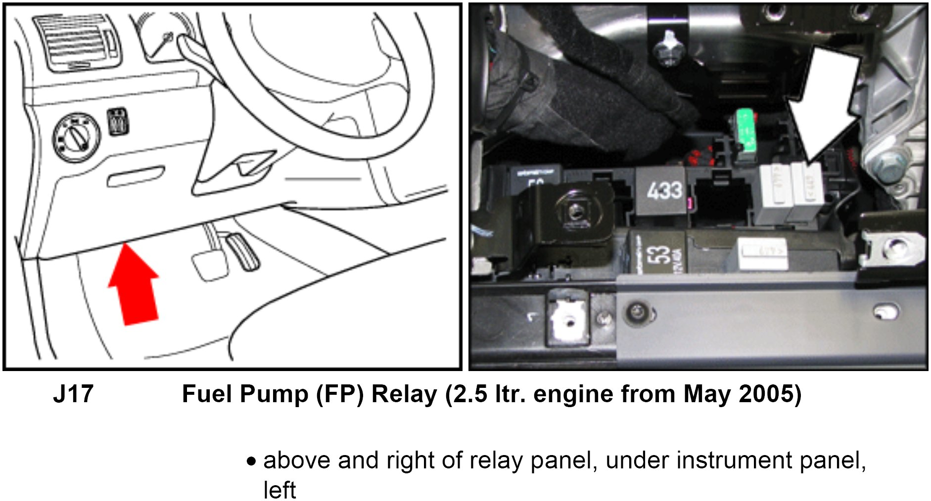 jetta fuel pump relay location image details vw polo 1.4 fuel pump relay at Jetta Fuel Pump Relay Diagram