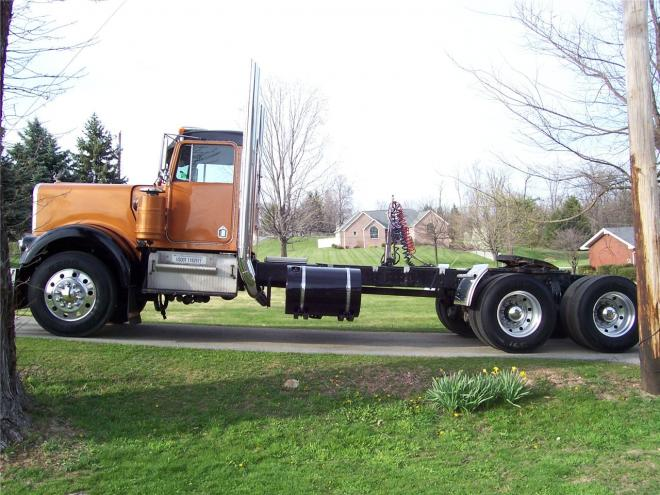 Kenworth W900A Show Truck for Sale