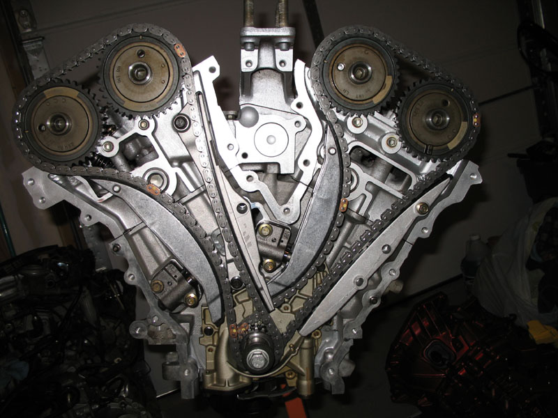 Kia Engine Timing Chain
