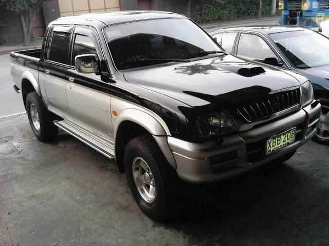 L200 Mitsubishi Pickup 1995