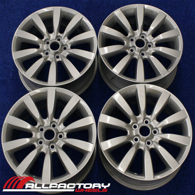 Lancer 18 2008 2009 2010 2011 2012 Rims Wheels Set Four 65845