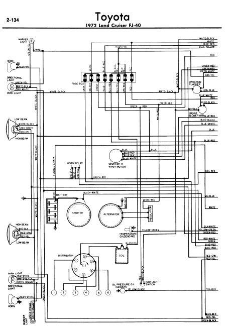 Land Cruiser WiringDiagram