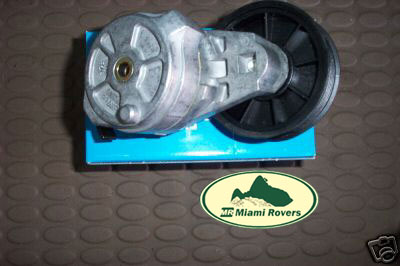 LAND ROVER BELT TENSIONER PULLEY DISCOVERY II RANGE ERR6439 DAYCO