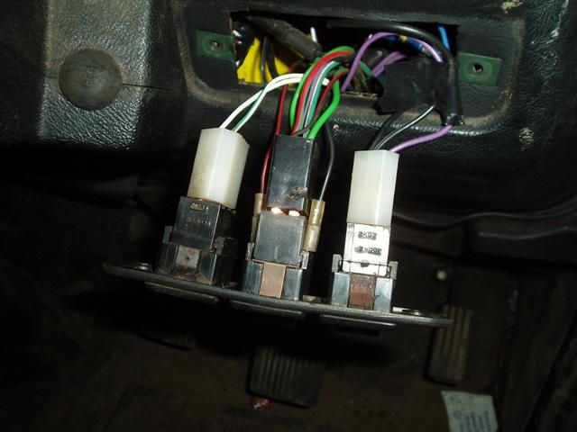 Land Rover Defender 6 Pin 12v Wiper Delay Relay Unit