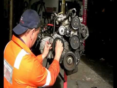 Land Rover Discovery 2002 Timing Belt Replacement