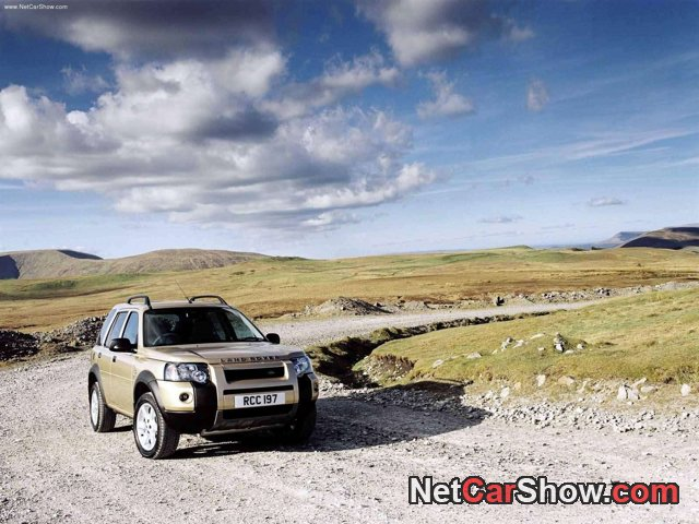Land Rover Freelander Td4 5door picture # 02 of 30, Front Angle, MY