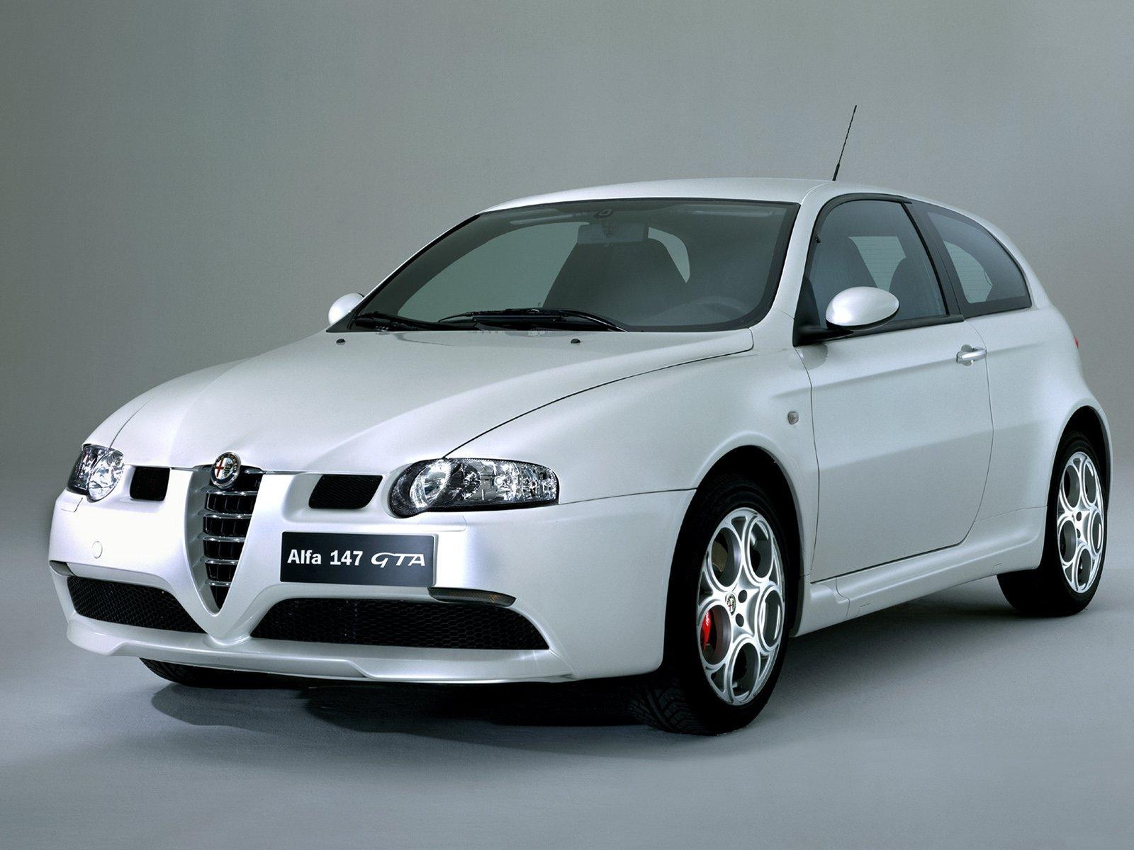 Le prix moyen d?une Alfa Romeo 147 neuf commercialisé est de 22506