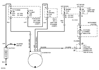 lexus alternator wiring diagram image details rh motogurumag com 1994 lexus ls400 alternator wiring diagram 2000 lexus es300 alternator wiring diagram