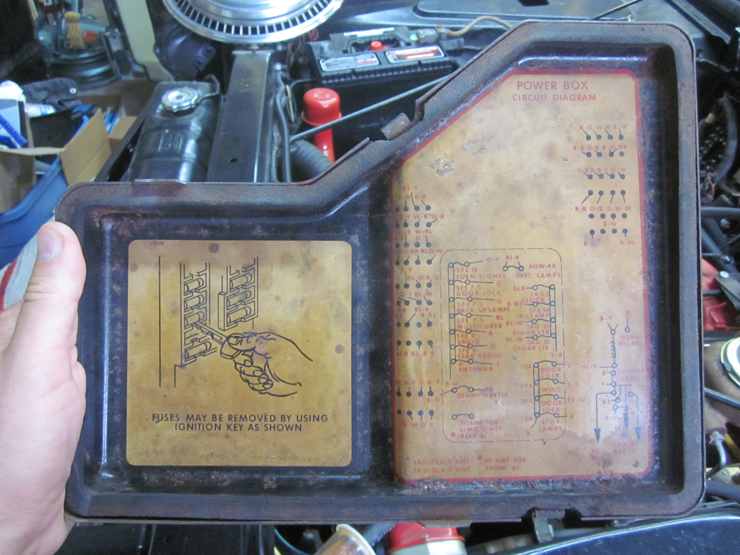 1963 cadillac fuse box free download wiring diagrams schematics. Black Bedroom Furniture Sets. Home Design Ideas