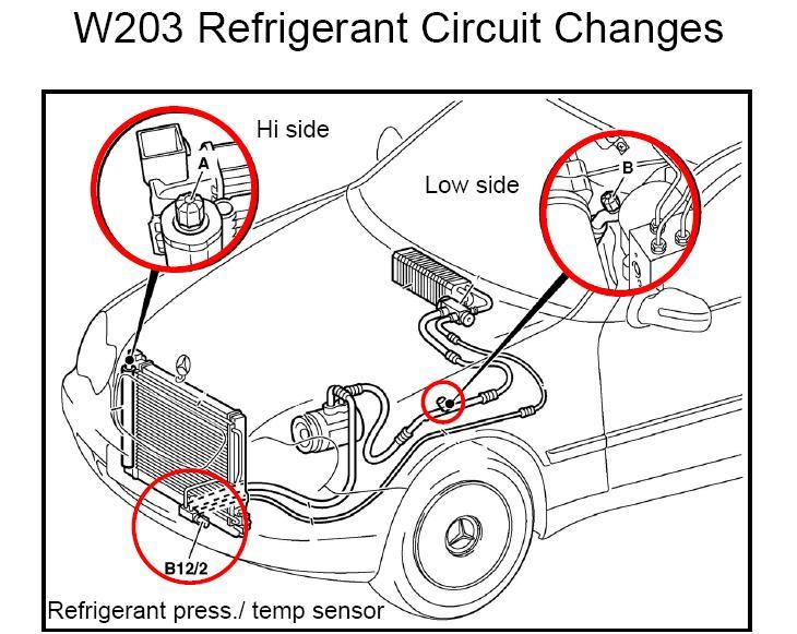 mercedes ml fuse box diagram image details low pressure ac port 1998 mercedes ml320 2000 mercedes ml320 fuse box diagram 2002 mercedes ml320 o2 sensor location