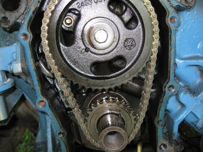 LS Engine Timing Chain