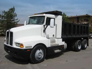 Mack Dump Trucks