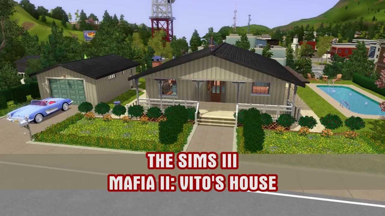 Mafia 2 Houses