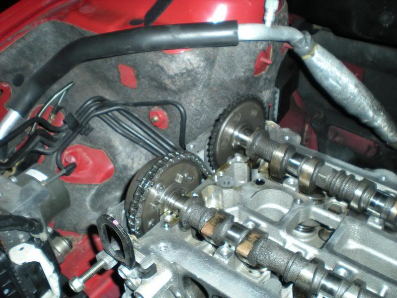 Mazda 6 Timing Chain