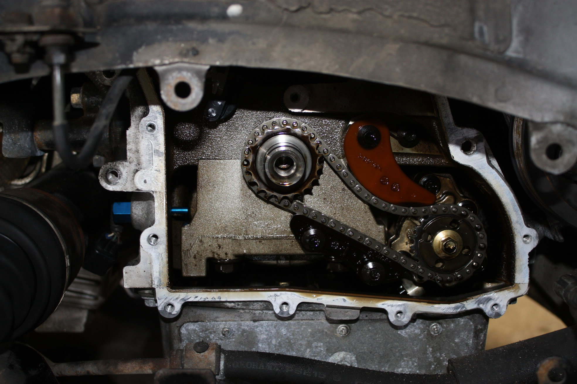 Mazda 6 Timing Chain Replacement 2004