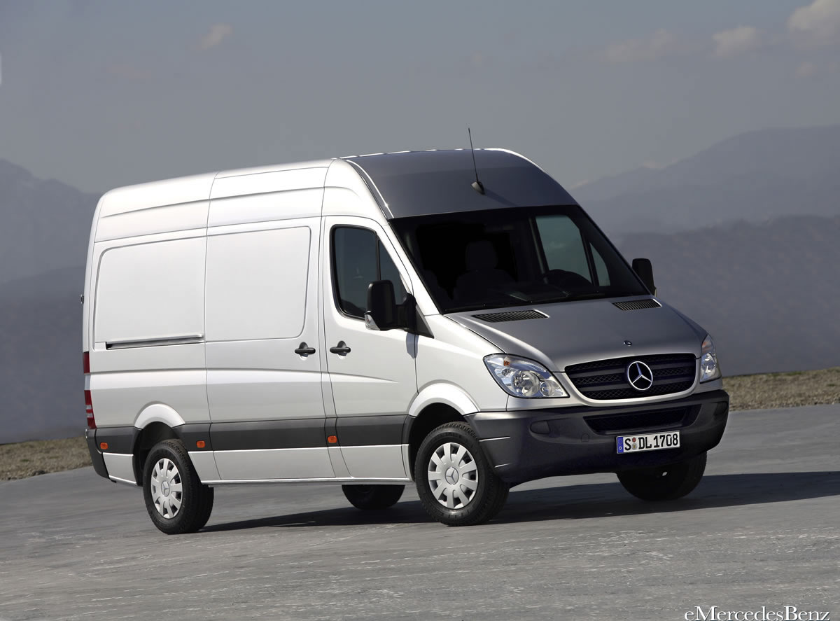 MercedesBenz Sprinter 413