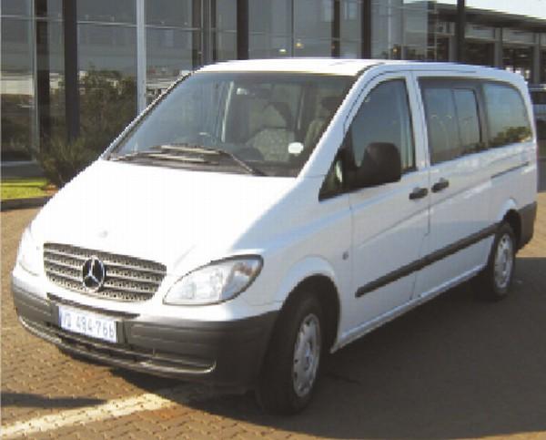MercedesBenz Vito 115 CDI