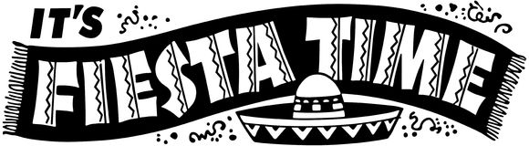 Mexican Fiesta Party Banner