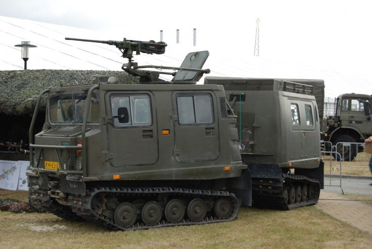 Military Troop Carrier Vehicles
