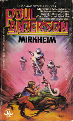 Mirkheim by Poul Anderson ? Reviews, Discussion, Bookclubs, Lists