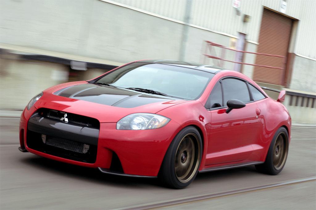Mitsubishi Eclipse Car