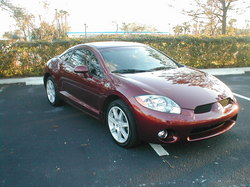 Mitsubishi Eclipse GT image