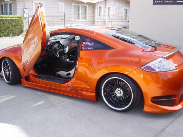 Mitsubishi Eclipse Spyder Lambo Doors