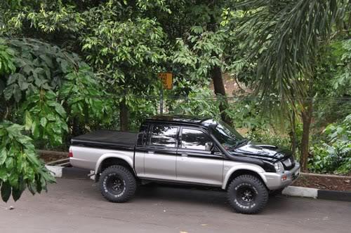 Mitsubishi L200 Strada 4x4 Pickup: gerry328: Galleries: Digital