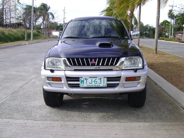 Mitsubishi L200 Strada: Photos, Reviews, News, Specs, Buy car