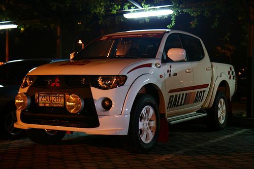 Mitsubishi L200 Strada RalliArt _003 | Flickr  Photo Sharing!