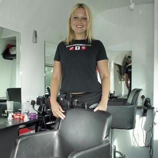 Mobile Barber Shop