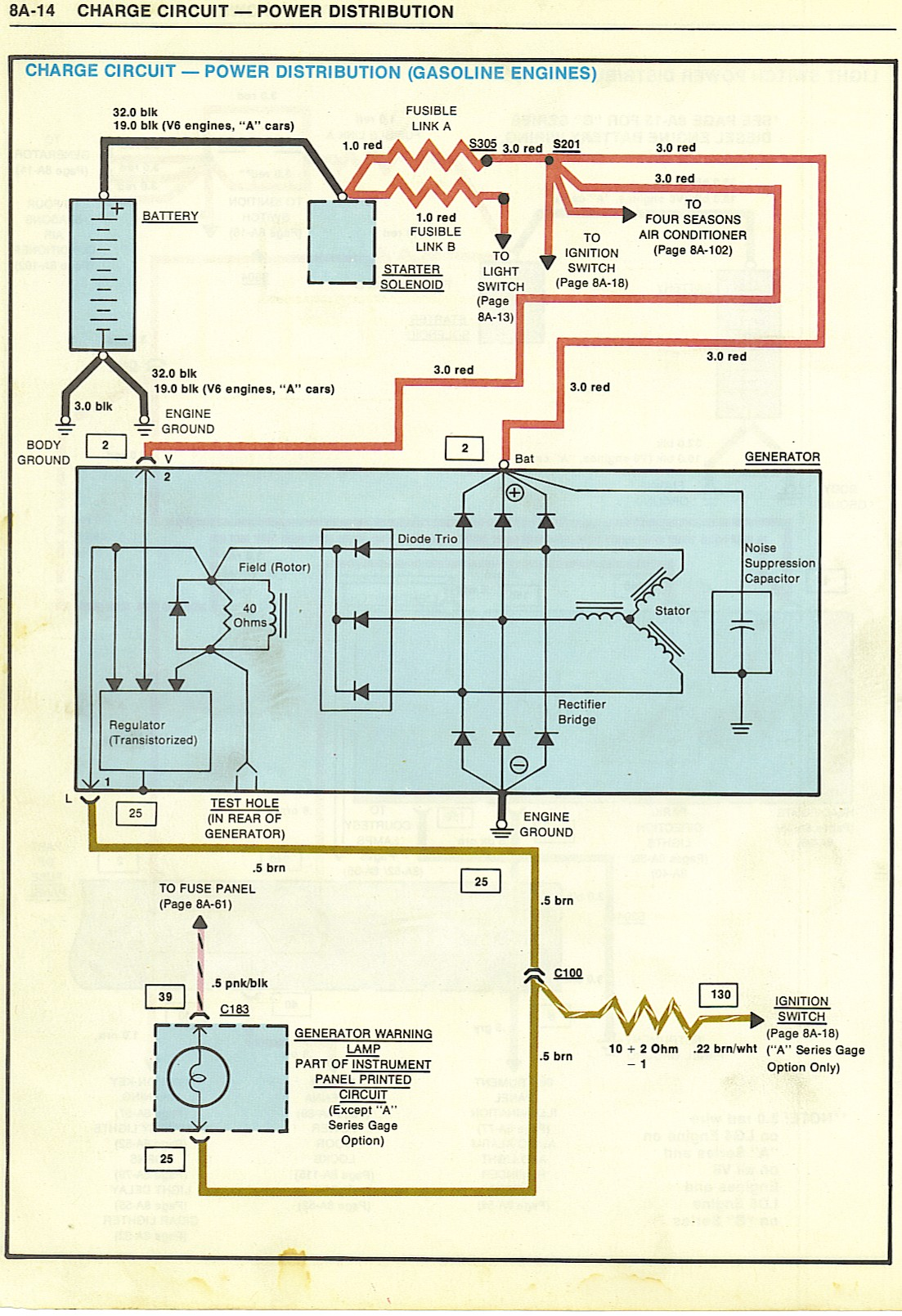 1984 chevy k10 fuse box diagram #6 1984 GMC Wiring Diagrams 1984 chevy k10 fuse box diagram