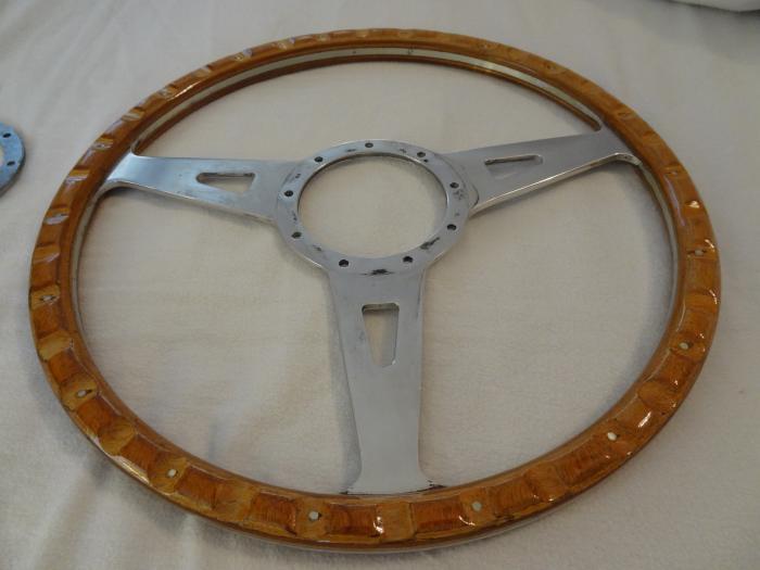 MotoLita Steering Wheels Wood Rim
