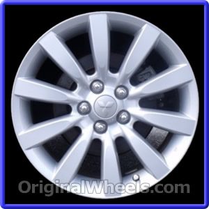 New 2008 Mitsubishi Lancer Wheels  Used 2008 Mitsubishi Lancer Rims