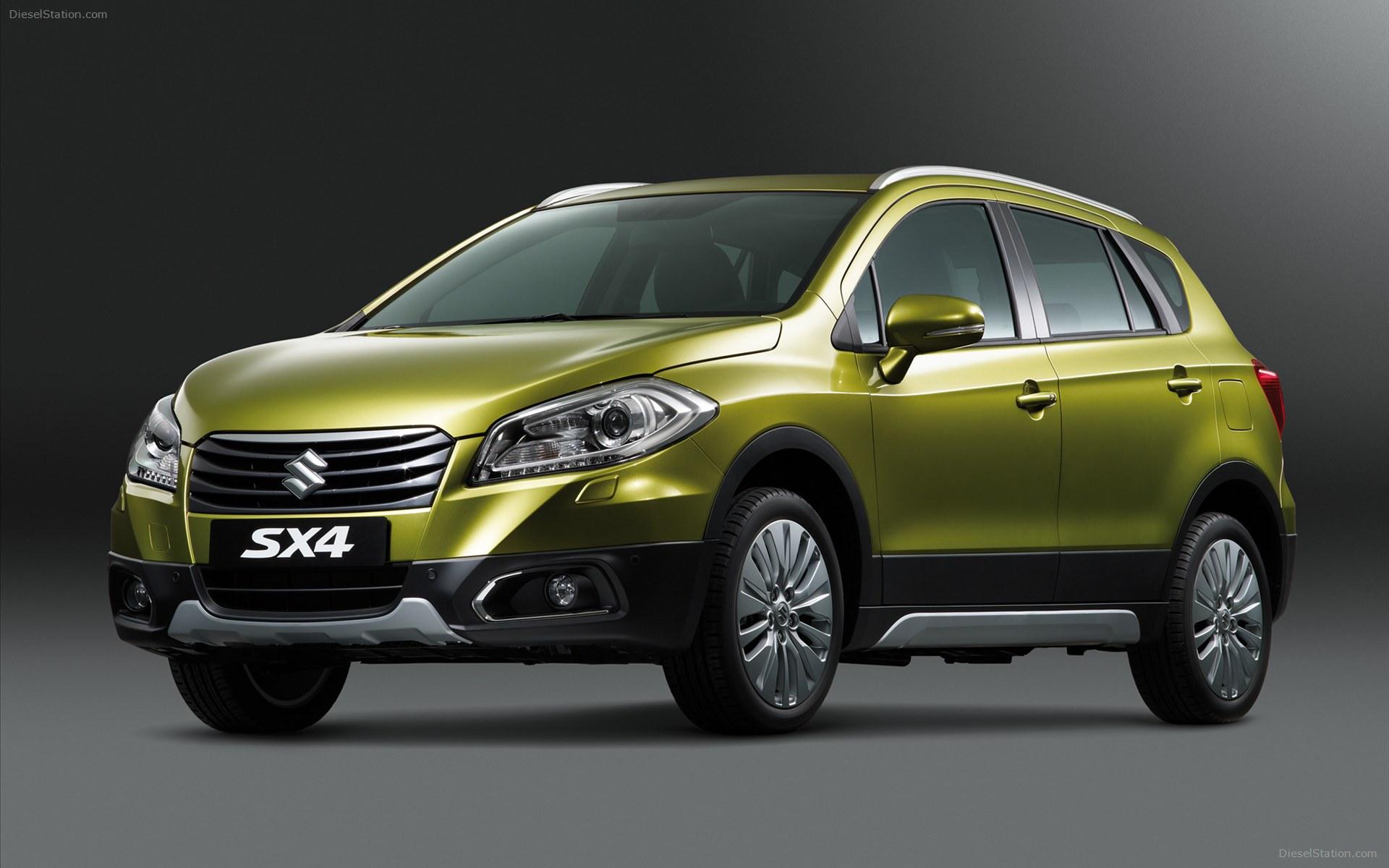 New 2014 Suzuki SX4 Crossover
